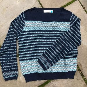 Anthropologie Sparrow size L Sweater